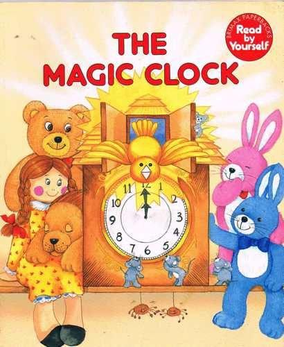 The Magic Clock.: Diane Jackman, T.