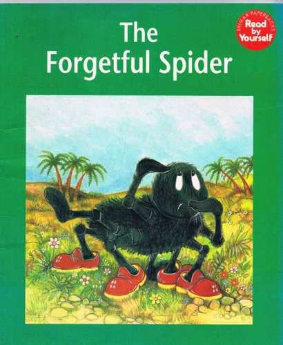 9780861128723: The Forgetful Spider (Read by Yourself)