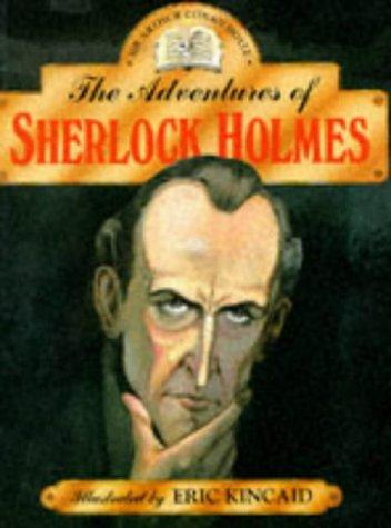 The Adventures of Sherlock Holmes: Arthur Conan Doyle, Bill Barry