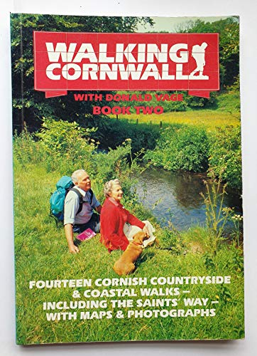 Walking Cornwall: Bk. 2: Vage, Donald