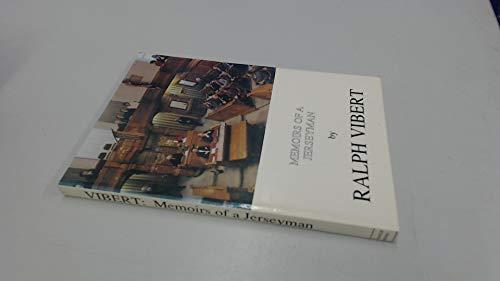 9780861200375: Memoirs of A Jerseyman