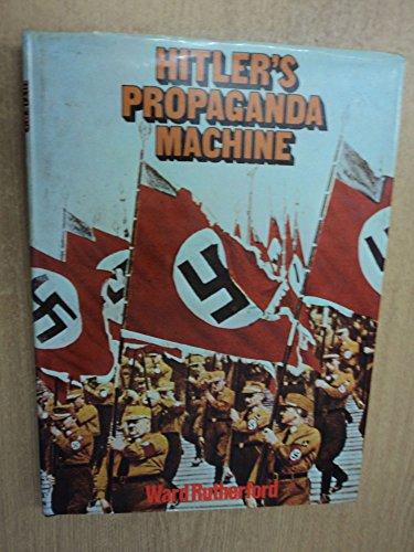 9780861240067: Hitler's Propaganda Machine