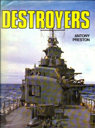 9780861240579: DESTROYERS.