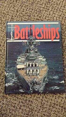 Battleships: Preston, Anthony