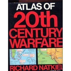 9780861240876: Atlas of 20th Century Warfare