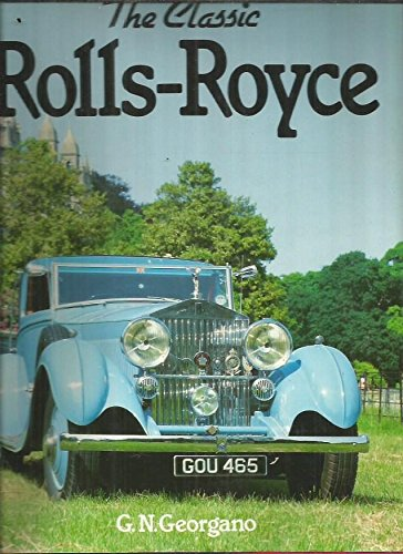 9780861241125: The Classic Rolls Royce