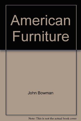 9780861242092: American Furniture