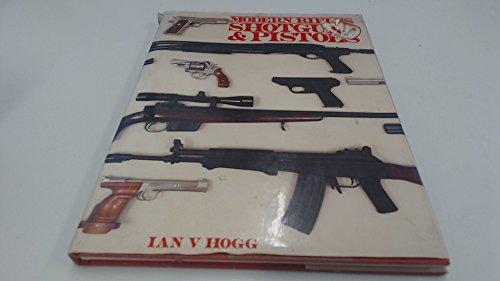9780861242351: Modern Rifles Shotguns & Pistols