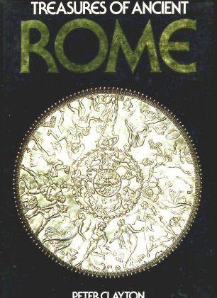 9780861242429: Treasures of Ancient Rome
