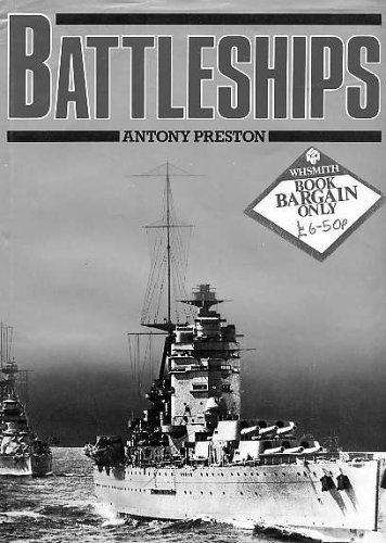 Battleships: Antony Preston