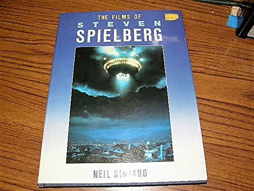 9780861243525: Films of Steven Spielberg