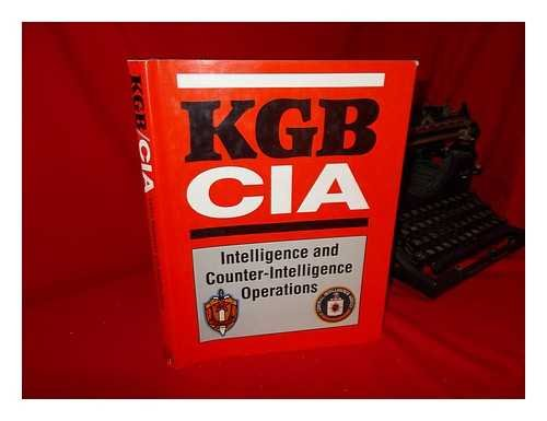 9780861243686: KGB/CIA