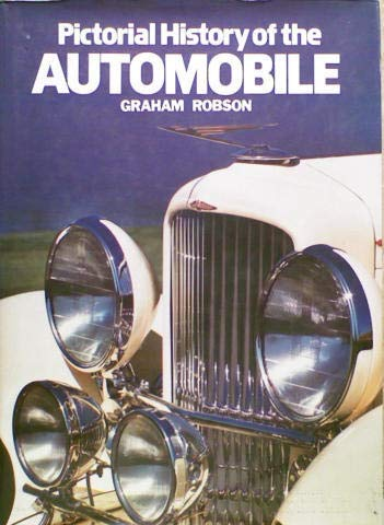 9780861243884: Pictorial History of the Automobile