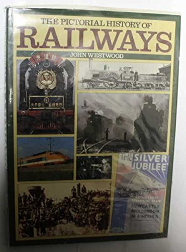 9780861244461: The Pictorial History of Railways