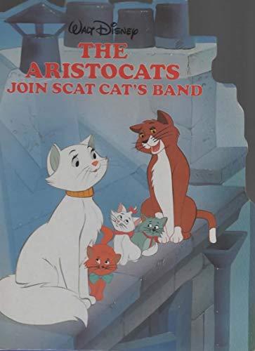 The Aristocats Join Scat Cat's Band: Walt Disney