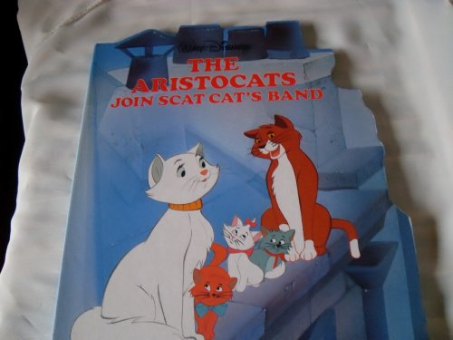 9780861244881: The Aristocats Join Scat Cat's Band