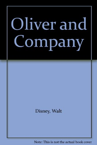 Walt Disney Pictures Presents - Oliver and Company - Disney Animated Series