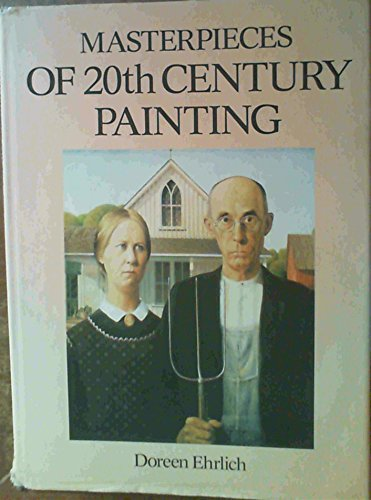 9780861245208: Masterpieces of 20th century Painting