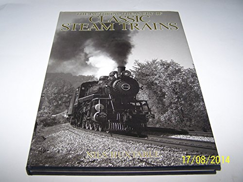 9780861245574: The Pictorial Treasury of Classic Steam Trains