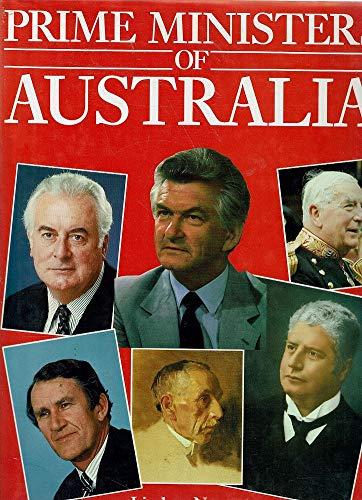9780861245598: Prime ministers of Australia