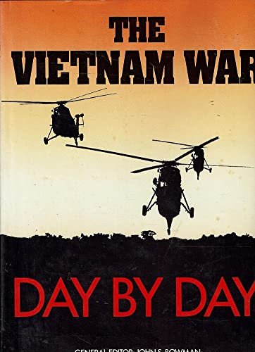 9780861245758: The Vietnam War Day By Day