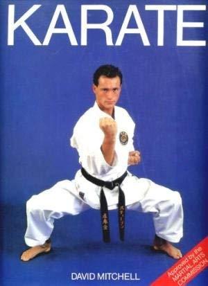 Karate: David Mitchell
