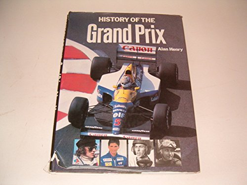 History of the Grand Prix: Henry, Alan