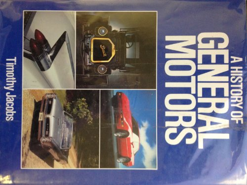 9780861248285: A History of General Motors