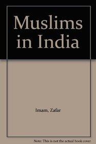 9780861251636: Muslims in India