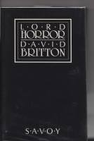 Lord Horror: Britton, David; Butterworth,