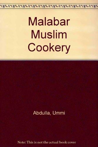 9780861312412: Malabar Muslim Cookery