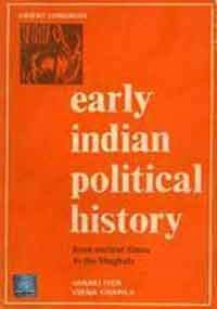 9780861313310: Early Indian Political History