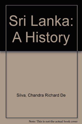 9780861321865: Sri Lanka: A History