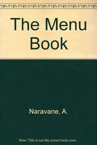 9780861322398: The Menu Book