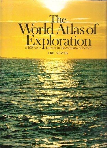 9780861340491: The world atlas of exploration