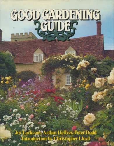 Observer Good Gardening: JOY AND ARTHUR