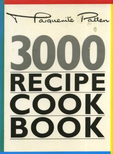 9780861366156: 3000 Recipe Cookbook