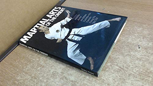 Martial Arts of the Orient: Byrn Williams