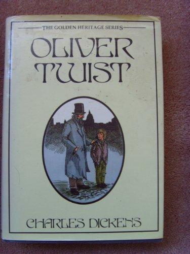 9780861366606: OLIVER TWIST (THE GOLDEN HERITAGE SERIES)
