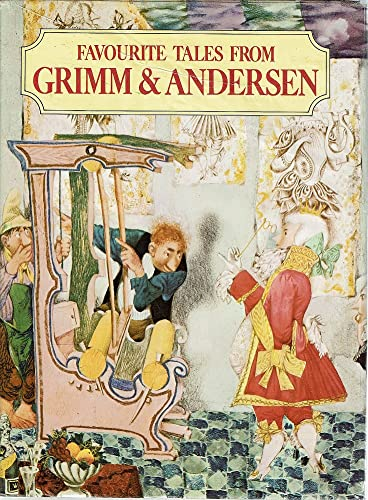 9780861367436: FAVORITE TALES FROM GRIMM AND ANDERSEN: The classics of two greats in one volume