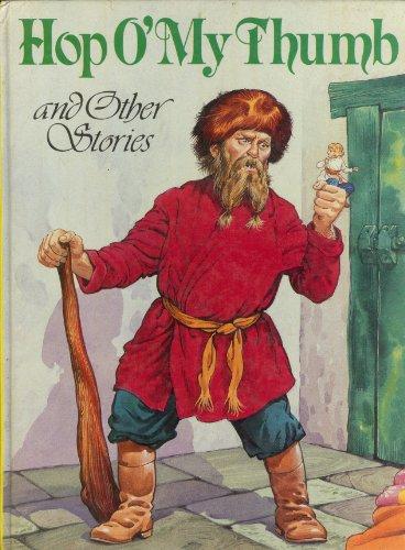 Hop-O'- My Thumb: Hop O' My Thumb: Hayes, Barbara, Illustrated
