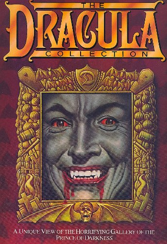 9780861368532: THE DRACULA COLLECTION: SELECTED PAINTINGS FROM THE UNIQUE GALLERY OF THE PRINCE OF DARKNESS