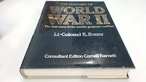 9780861368907: THE HISTORY OF WORLD WAR TWO