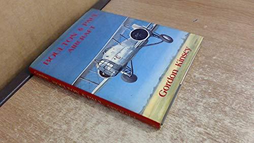 BOULTON PAUL AIRCRAFT: GORDON KINSEY