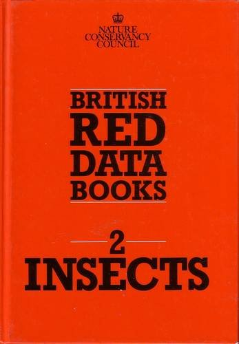 9780861393800: British Red Data Books: Insects 2