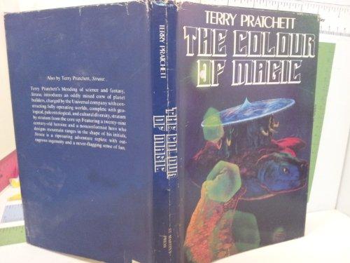 9780861400898: Colour of Magic - AbeBooks - Terry Pratchett: 0861400895
