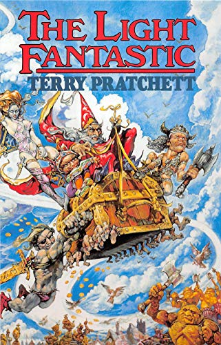 9780861402038: The Light Fantastic (Discworld S.)