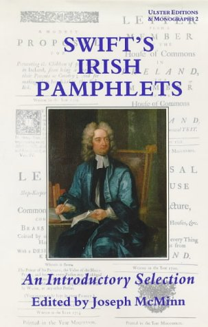 9780861402977: Swift's Irish Pamphlets: An Introductory Selection (Ulster Editions & Monographs)