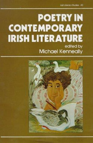9780861403103: Poetry in Contemporary Irish Literature