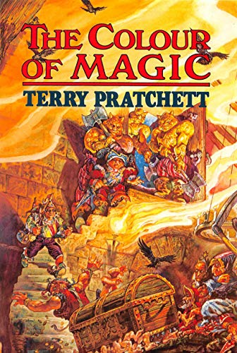 9780861403240: The Colour of Magic (Discworld)